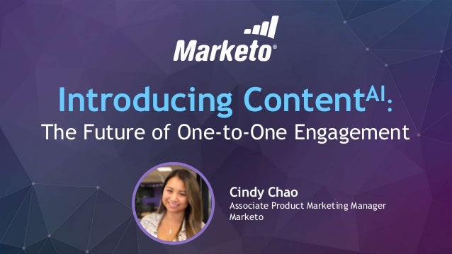 Introducing ContentAI: The Future of One-to-One Engagement