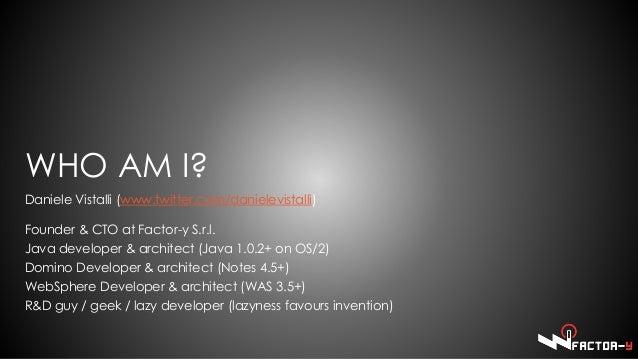 Introducing CrossWorlds for IBM Domino Slide 3
