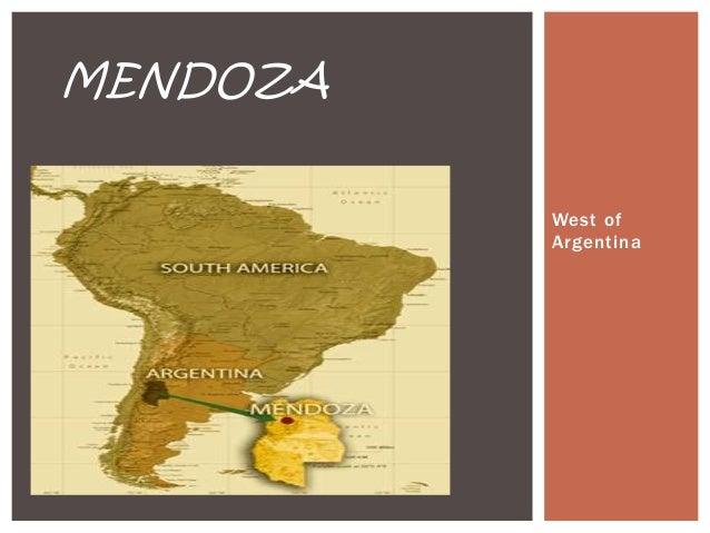 West ofArgentinaMENDOZA