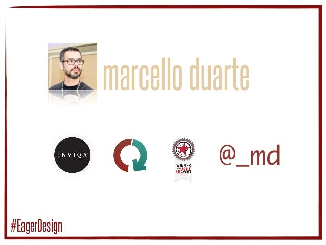 Introducing Eager Design Slide 2
