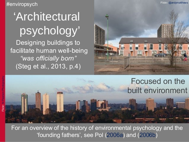 environmental psychology The graduate center, the city university of new york established in 1961, the graduate center of the city university of new york (cuny) is devoted primarily to doctoral studies and awards most of cuny's doctoral degrees.