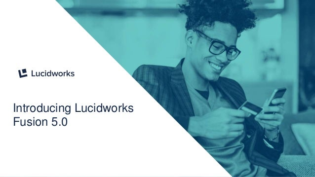 S P E A K E R N A M E S P E A K E R T I T L E Introducing Lucidworks Fusion 5.0
