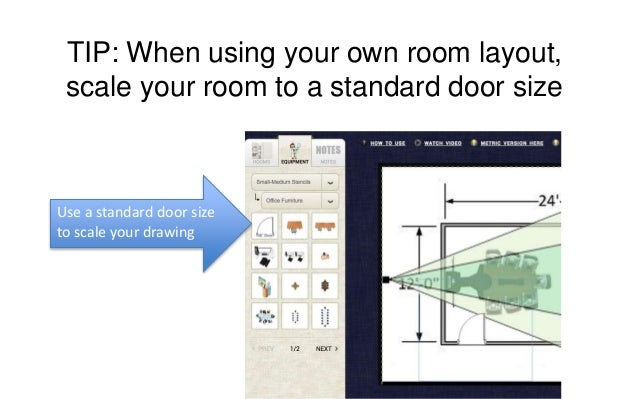 Introducing the huddlecamhd online room design tool for Online room layout design tool