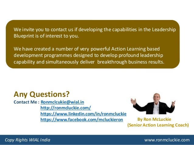 Introducing leadership blueprint 18 malvernweather Images