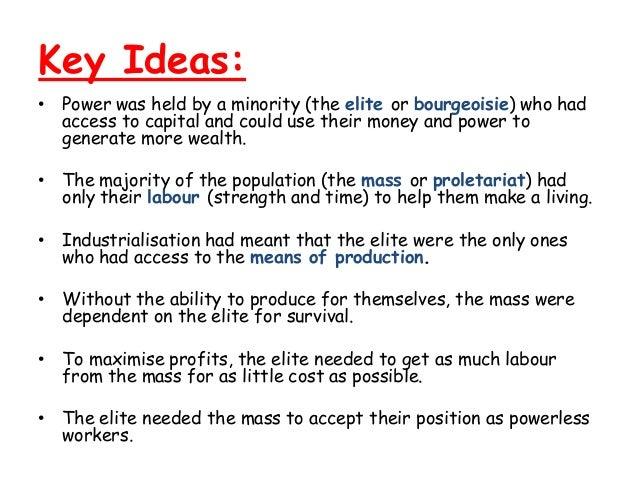 marxism summary