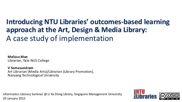 dcps lesson plan template - introducing ntu libraries outcomes based learning approach