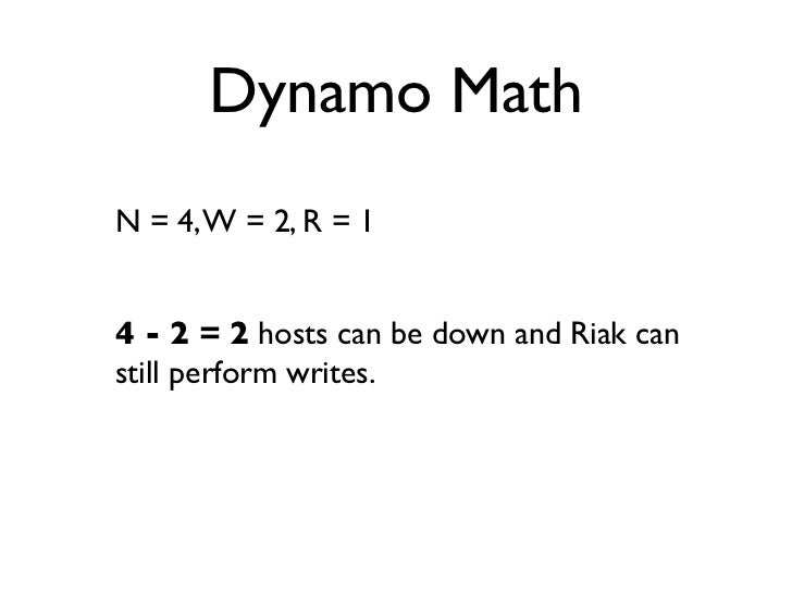 Introducing Riak