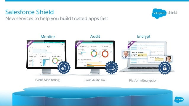 Introducing salesforce shield - Paris Salesforce Developer