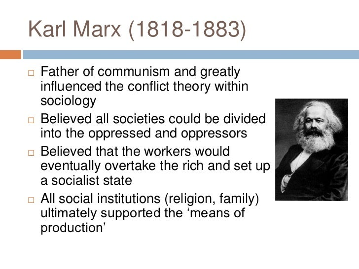 Essays on karl marx