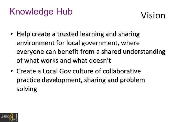 Introducing the Knowledge Hub Slide 3