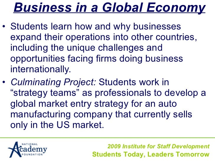 culminating project business plan Student success plan the capstone experience may include an in-depth project,  present a self-directed culminating project reflecting their personal interest.