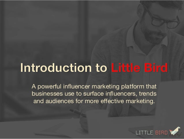 A powerful influencer marketing platform that businesses use to surface influencers, trends and audiences for more effective ...
