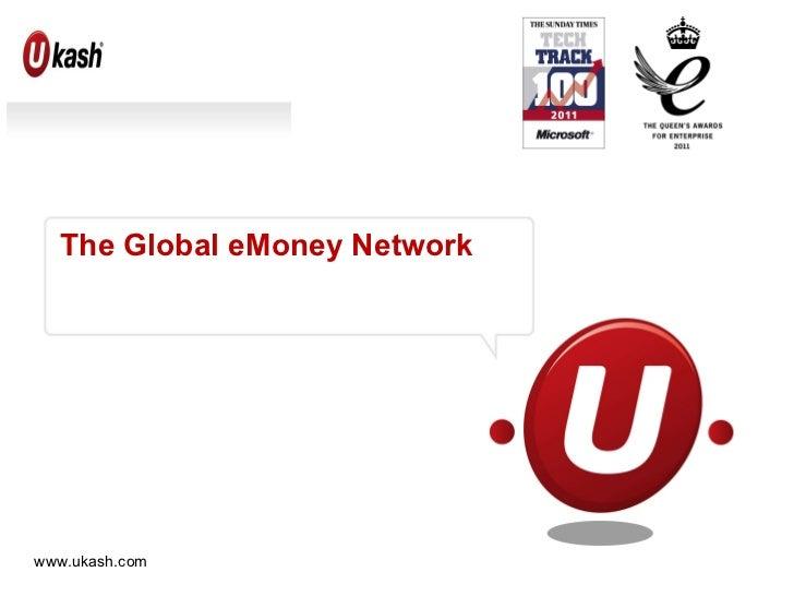 The Global eMoney Network