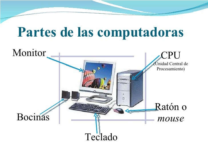 Introducion A Computadora Ctc