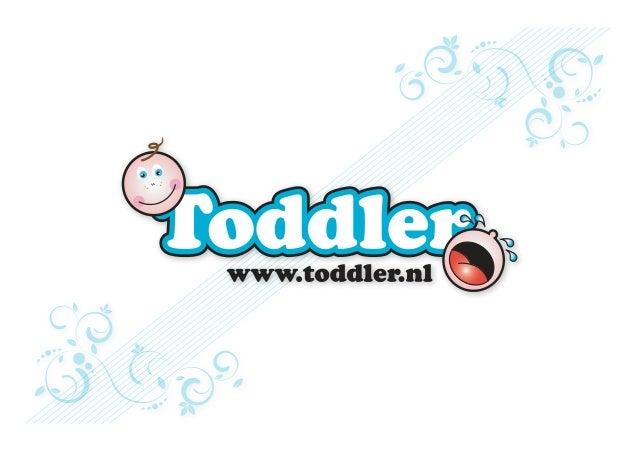 Concept 2 Op Toddler.nl maken jonge ouders een babysite, waar ze de ontwikkelingen van hun baby kunnen bijhouden en delen ...
