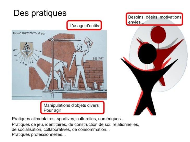 Pratiques et compétences numériquesOn peut aborder la question deloutil numérique selon plusieurscritères : celui desfonct...