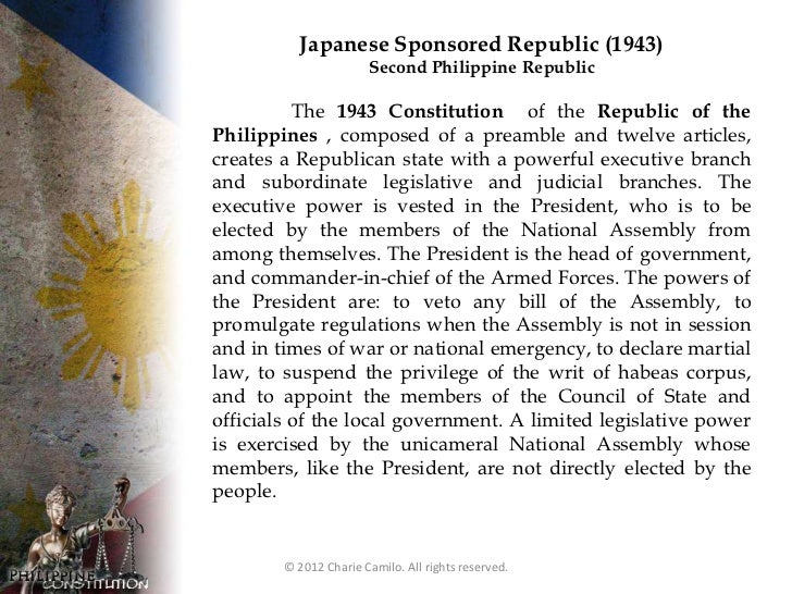 philippine constitution Abridging freedom of expression,  the same twin rights are expressly and distinctly guaranteed under the bill of rights of the constitution,  philippine center.
