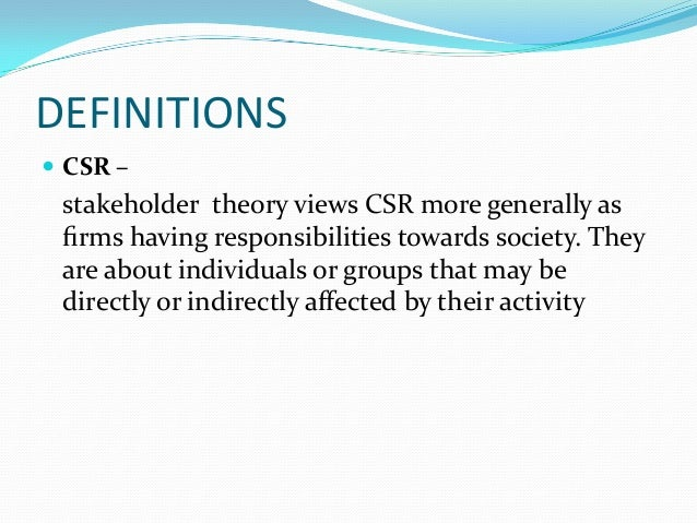 Positive Impact on Society: Communicating Your CSR Initiatives