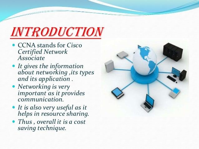 ccna summer training ppt ( Cisco certified network ...
