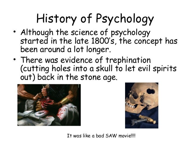 introduction to psychology the beginning and Russia, too, placed greater emphasis on the biological basis for psychology, beginning with ivan sechenov's 1873 essay, who is to develop psychology and how.