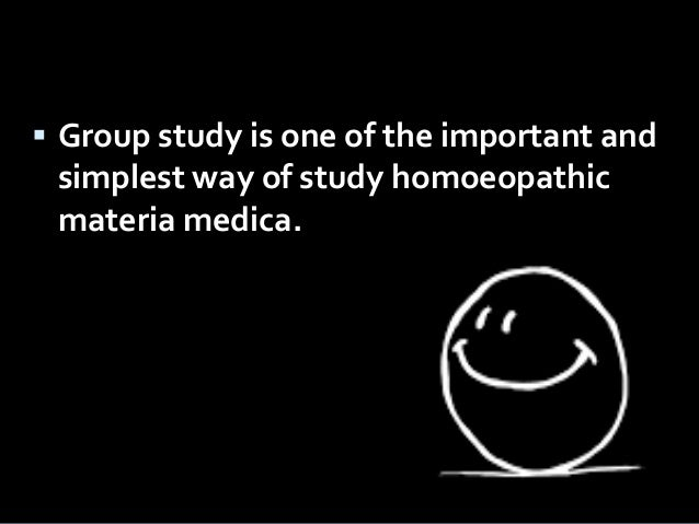 Homeopathy Study Group - Home   Facebook