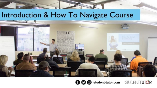 Digital age college planning class introductory lesson malvernweather Choice Image