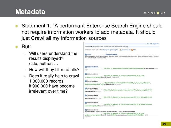 Enterprise Search - Introduction