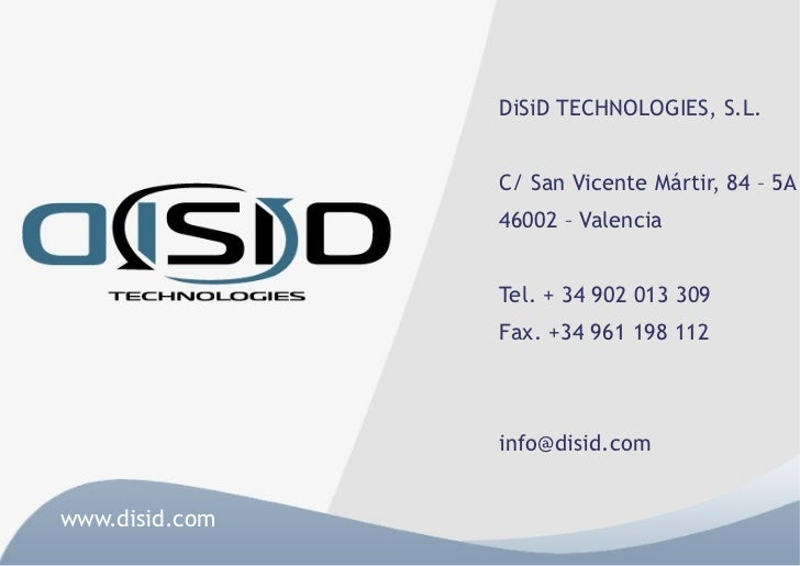 Disid technologies s&l fashions dress collection