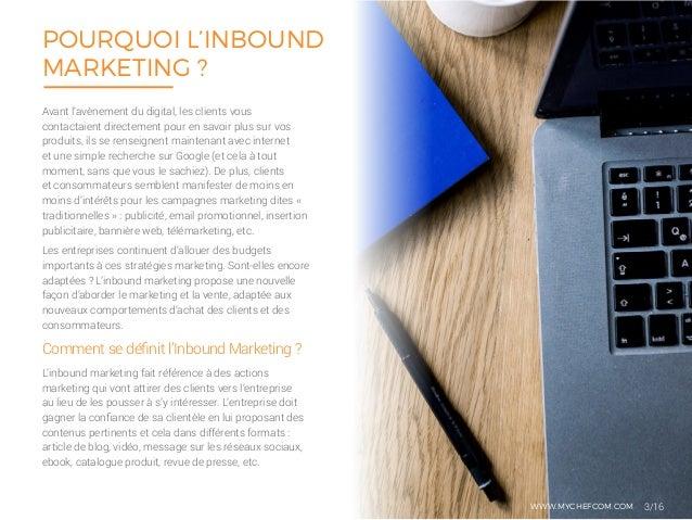 Introduction inbound-marketing-mychefcom Slide 3