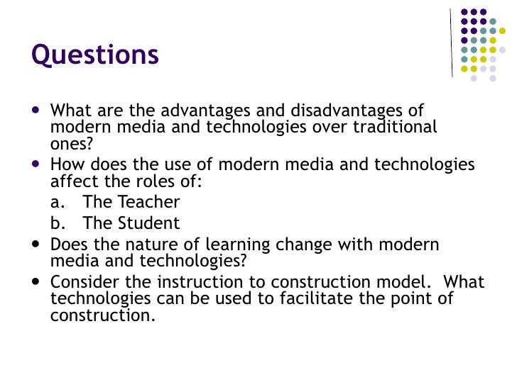 Introduction to media technology