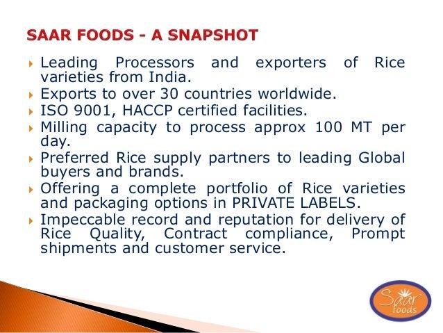 Agri Products By Saar Enterprises Slide 2