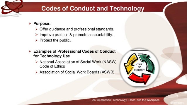 Use of Technology in the Workplace (cont.)  Confidentiality  Maintaining privacy and integrity of information  Accessib...