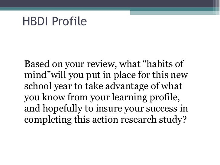 action research about study habits Is it simply because they do not know how these curiosities lead to the birth of an action research project that focused on teaching study skills to students in the classroom with the start of the second trimester, and the inception of my full-time teaching experience, i began implementing various study skills strategies into my.