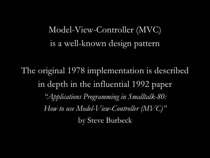Introduction To ASP.NET MVC Slide 2