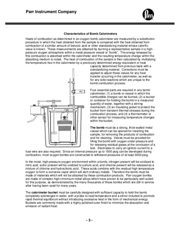 determination of the calorific value of 1 introduction the whole process of thermal utilization of solid biofuels (fuel supply, combustion system, solid and gaseous emissions) is influenced by the kind of solid.