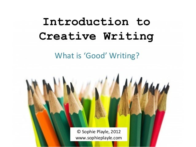 introduction to creative writing rutgers Introduction to creative writing is a multi-genre course divided this course meets the literature requirement for the creative writing minor rutgers, the.