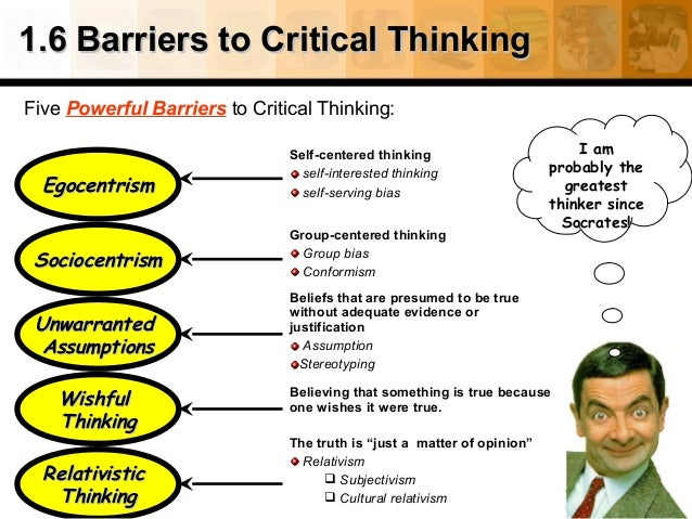 critical thinking characteristics include The relationship between clear and critical thinking and writing the relationship between clear and critical thinking and writing  these characteristics include.