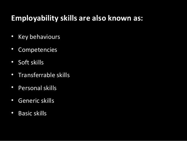 swot analysis for employability skills 1 introduction to employability skills 2  swot analysis strengths i communicate well within in a team i am completely committed to my studies.