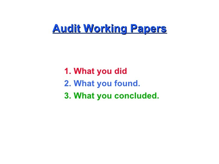 Internal Audit - A brief introduction