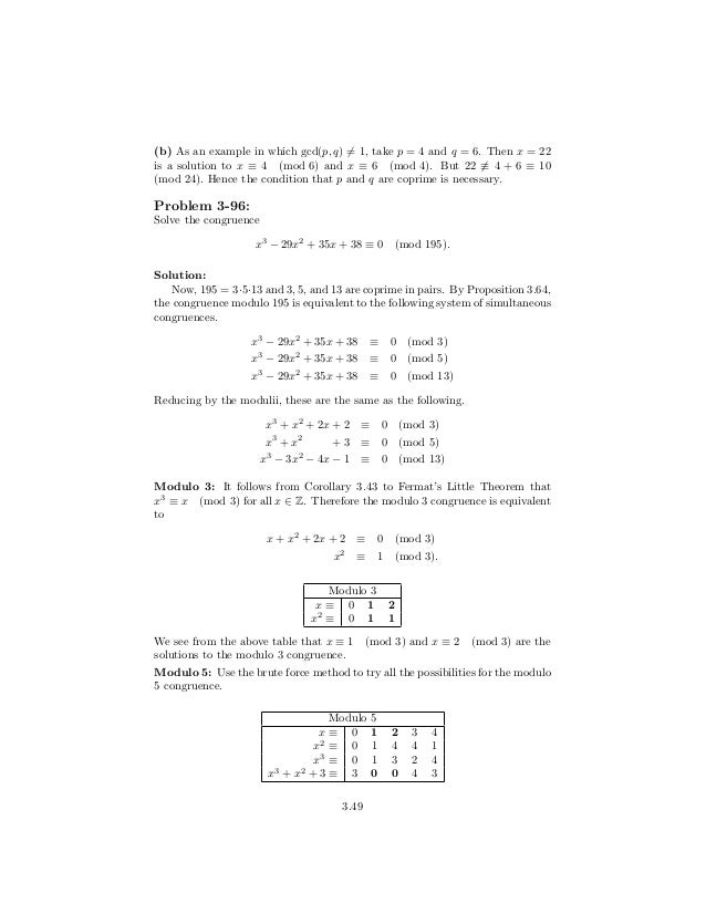 Introduction To Mathematical Thinking Algebra And Number