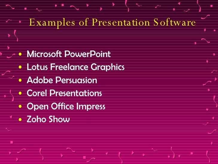 introduction to microsoft power point show