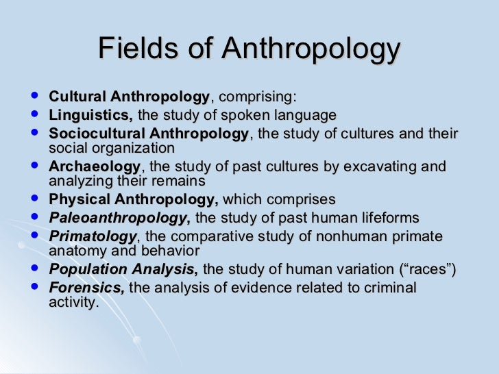 the study of anthropology chapter 7 Flashcard machine - create, study and share online flash cards cultural anthropology chapter 7 - 11 cards cultural anthropology chapter 8 - 25 cards.