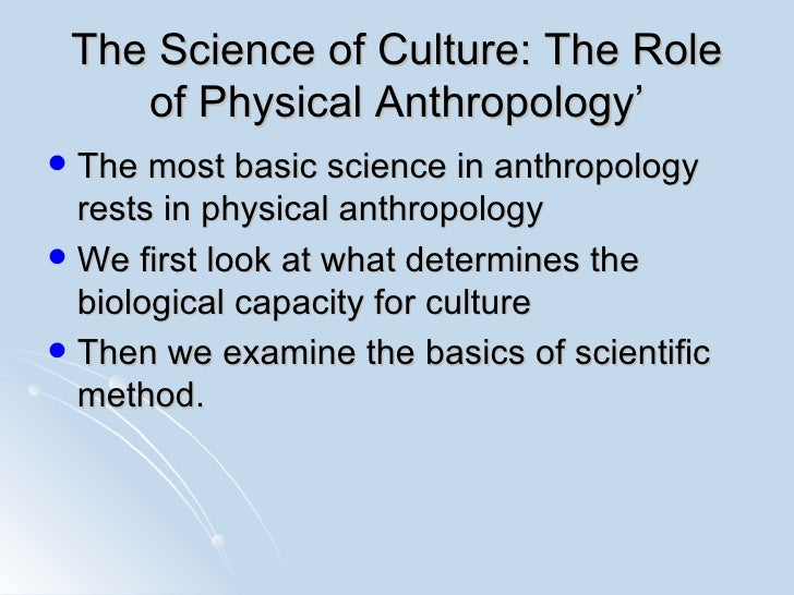anthropology research paper introduction