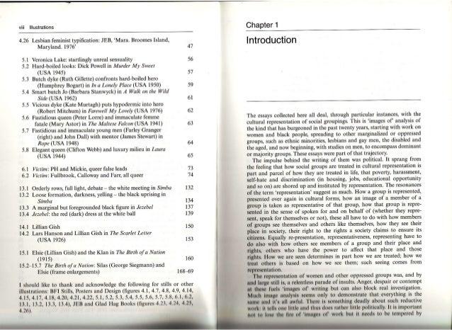 5.1 5.2 viii lllustrations 4.26 Lesbianfeministtypification:JEB, 'Mara. BroomesIsland, Maryland.1976' VeronicaLake:startli...