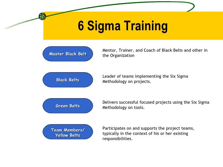 6 Sigma Training Master Black Belt Mentor, Trainer, and Coach of Black Belts and other in the Organization Black Belts Lea...
