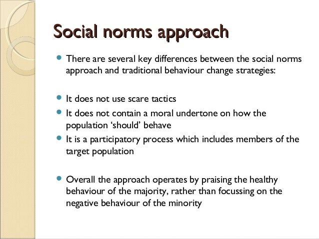 introduction to social norms - john mcalaney