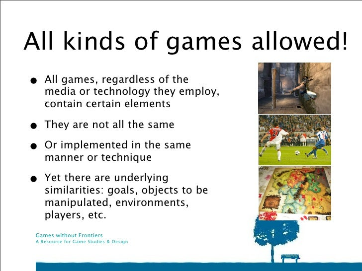 game studies theory and design Game theory in video game design share tweet  but it has a place in biology and computer science studies, too as the study of game theory evolved,.