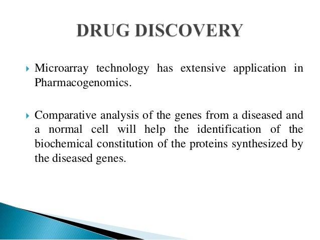 dna microarray applications in functional genomics