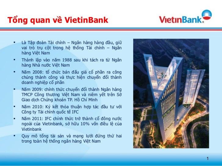 <ul><li>Là Tập đoàn Tài chính – Ngân hàng hàng đầu, giữ vai trò trụ cột trong hệ thống Tài chính – Ngân hàng Việt Nam </li...