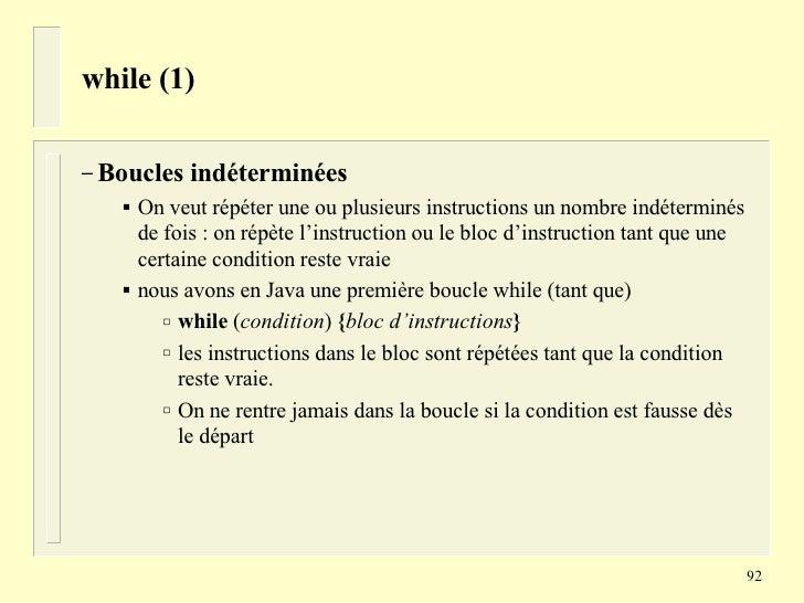 Initiation au php